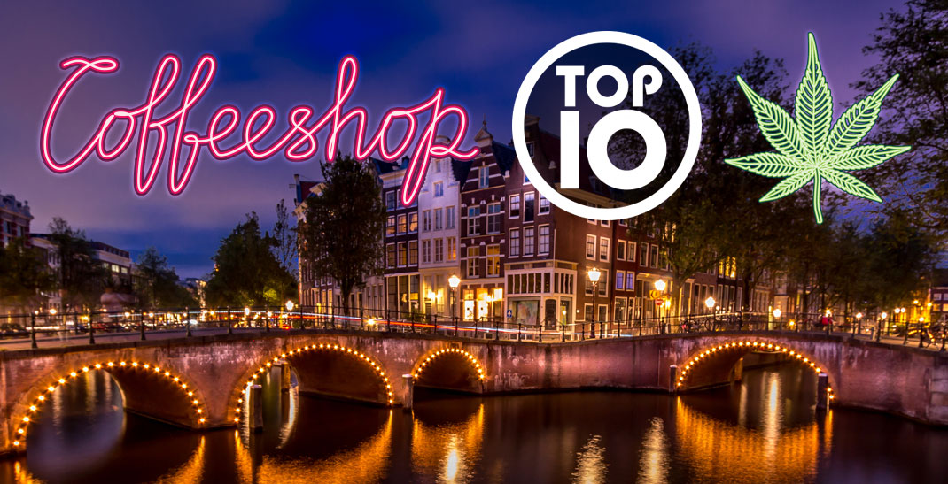 Top 10 Amsterdamse Coffeeshops 2019
