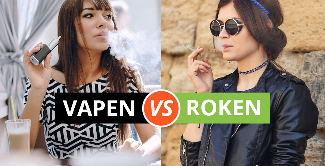 Het verschil tussen cannabis vapen en roken