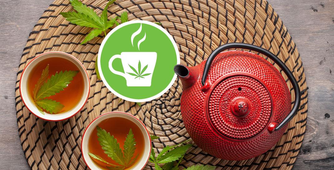 Wietthee - Zo maak je wiet thee!
