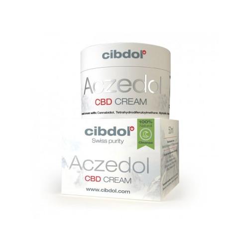 Aczedol CBD acné créme van Cibdol