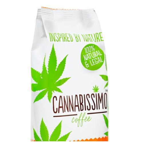 Hennepzaad Koffie van Cannabissimo met al het goede van hennep zaden.