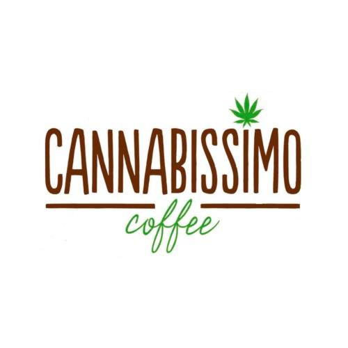 Cannabissimo coffee logo