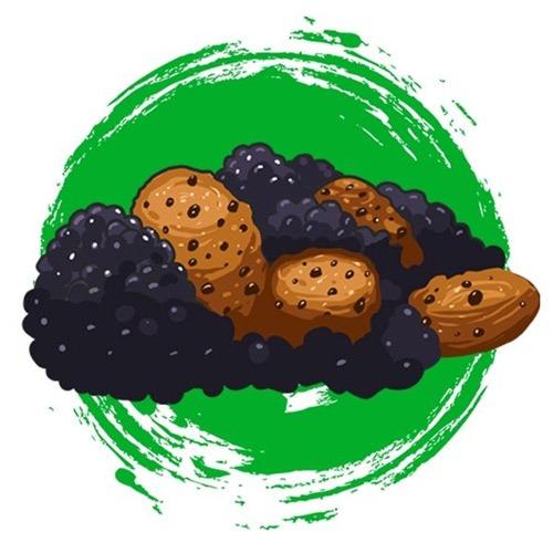 CBD Blackberry Crumble - Sumo Seeds