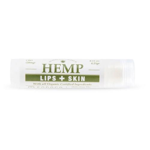CBD Lippenbalsem van Endoca voor optimale verzorging van de lippen en huid