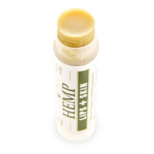 CBD lippenbalsem is geschikt voor de lippen en de huid