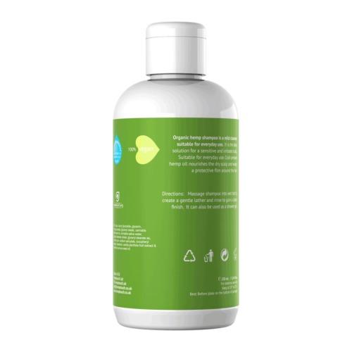 Zachte shampoo & douchegel van Hemptouch