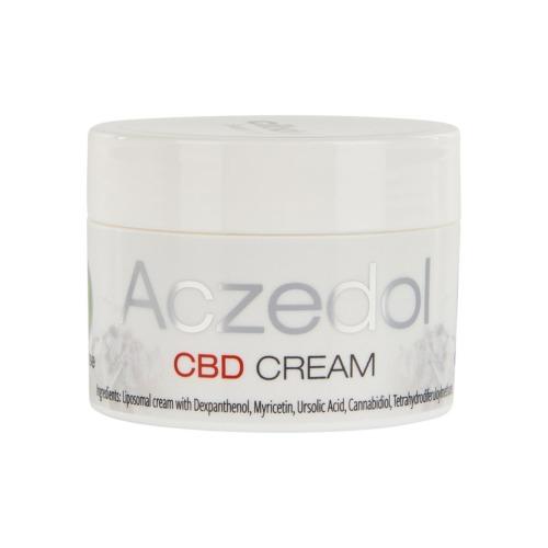 Aczedol CBD créme helpt bij het gevecht tegen acne