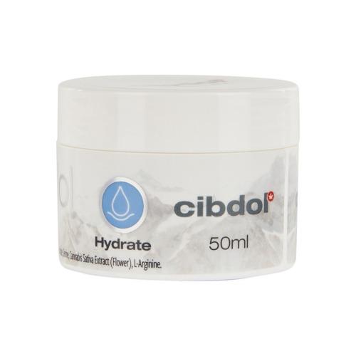 Cibdol Hydradol is een hydraterende CBD créme voor de droge en normale huid.