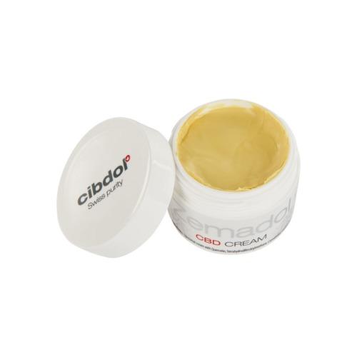 CBD Crème Zemadol van Cibdol in een potje van 50ml