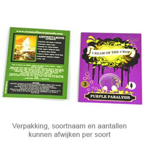Double Cream - Cream of the Crop verpakking