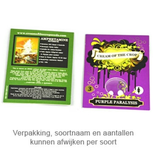 Cropolope - Cream of the Crop verpakking