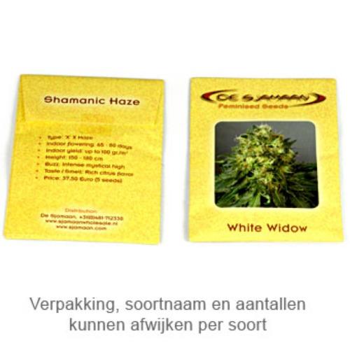 White Widow - De Sjamaan verpakking