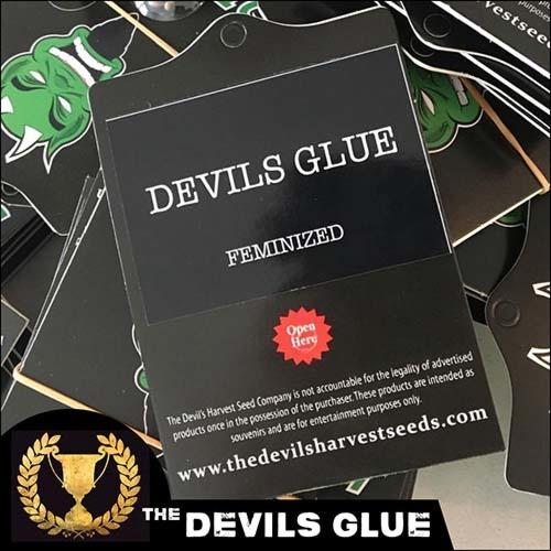 Devil's Glue - Devil's Harvest - Verpakking