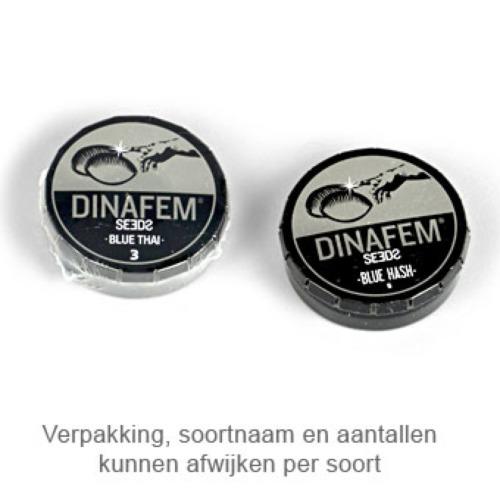 Dinamex - Dinafem verpakking