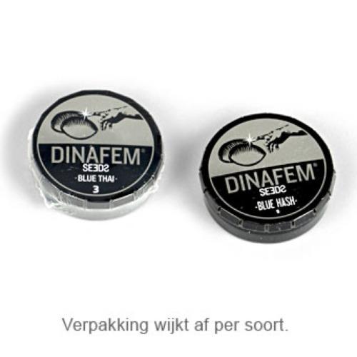 Shark Shock CBD - Dinafem verpakking