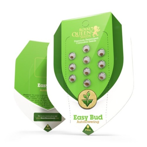 Easy Bud Auto verpakking - Royal Queen Seeds