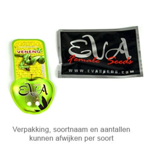 Monster - Eva Female Seeds verpakking