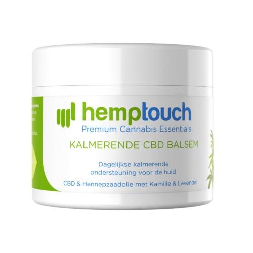 Kalmerende CBD Balsem voor de geïrriteerde huid (Hemptouch) 50 ml