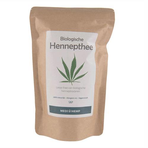 MediHemp Hennepthee - Biologische Hennep CBD Thee 40g