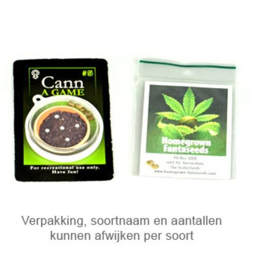 K2 - Homegrown Fantaseeds verpakking