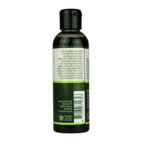 De intensief werkende CBD olie activeert de productie van huideigen ceramide en stimuleert de opbouw van de huidbarriere.