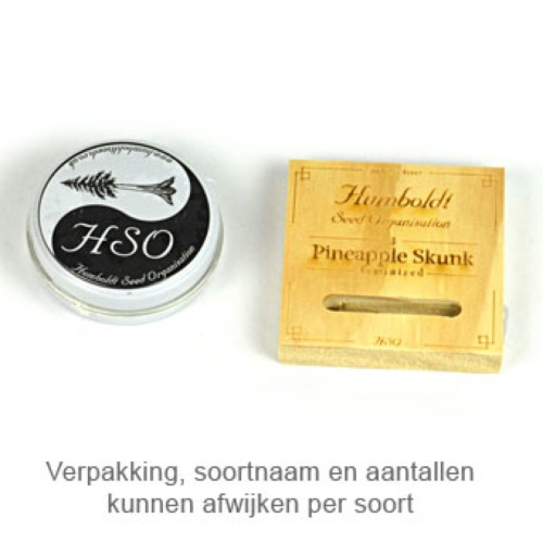 Lemon Thai Kush - Humboldt verpakking