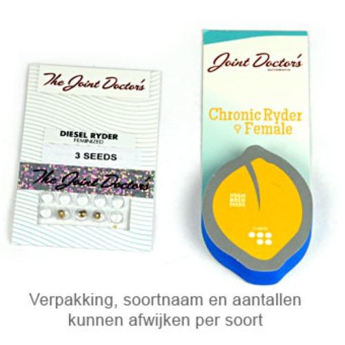 Easy Ryder - Joint Doctor verpakking