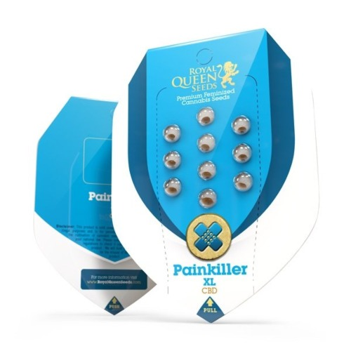 Painkiller XL - Royal Queen Seeds packaging