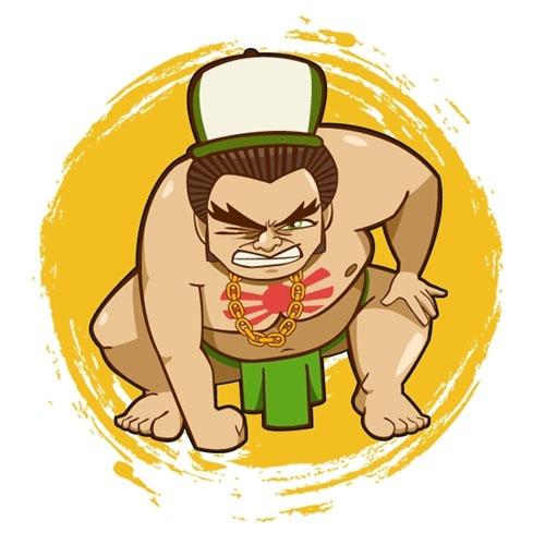 Sumo's OG Kush - Sumo Seeds Icoon
