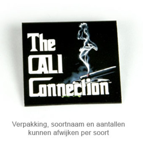 Blackwater - The Cali Connection verpakking