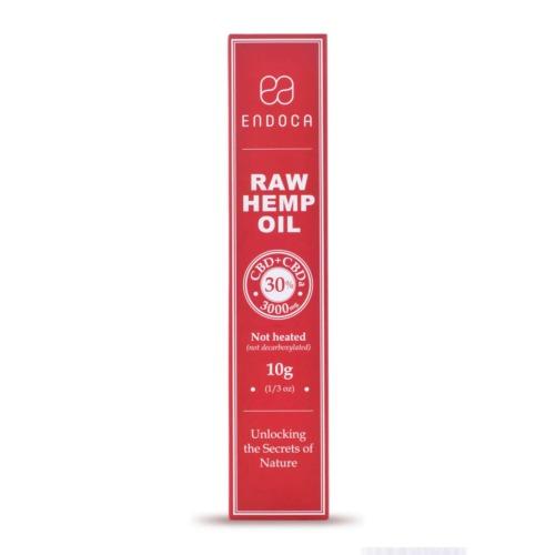 CBD Olie Pasta (Endoca) 10 gr 30% CBD & CBD-A 3000 mg