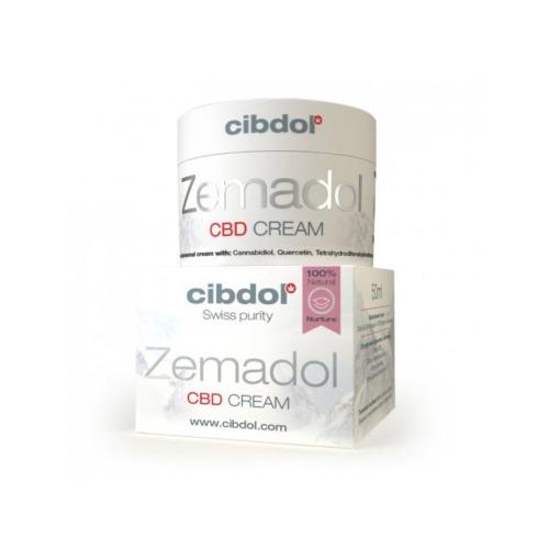 Cibdol Zemadol verzorgende CBD créme