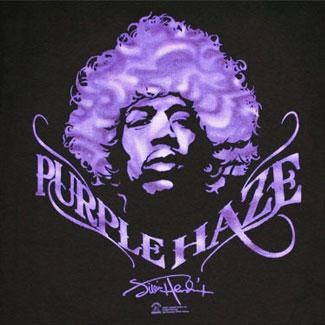 Purple Haze van Jimi Hendrix