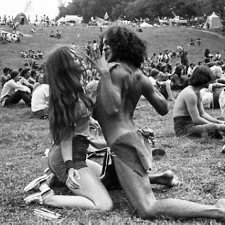 Woodstock muziekfestival 1969