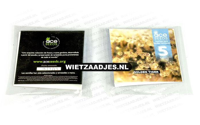Ace Zaden verpakking