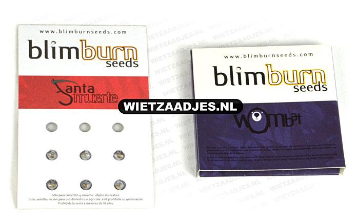 Blimburn Seeds verpakking