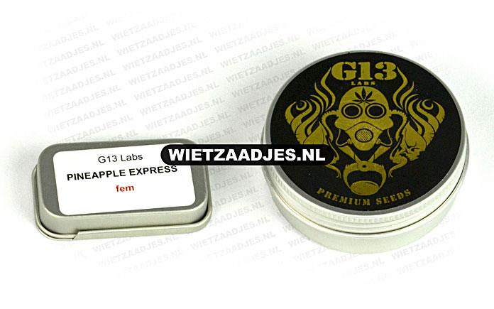 G13 Labs verpakking