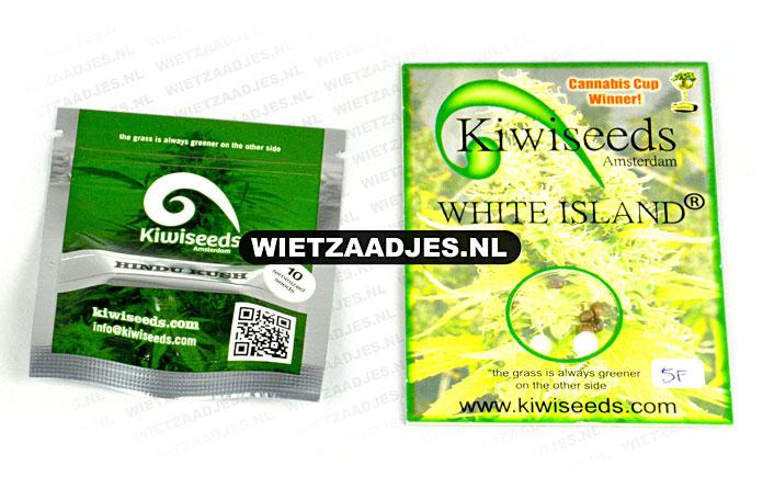 Kiwi Seeds verpakking