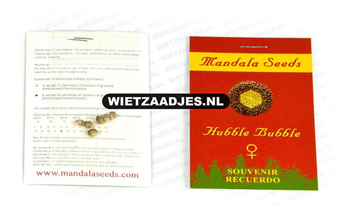 Mandala Seeds verpakking