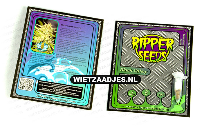 Ripper Seeds verpakking