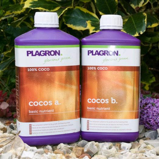 Cocos a & cocos b voeding.